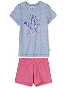 Sanetta Mädchen Zweiteiliger Schlafanzug 231811