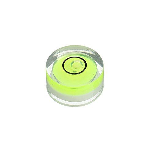 Tutoy Nivel De Burbuja Círculo Ronda Disco 12 X 6 mm Equipo Eléctrico Fotográfico