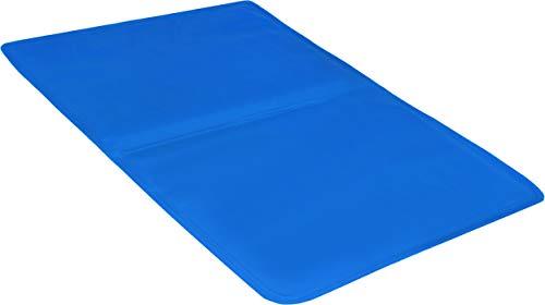Com-four® Cojín de Gel para Dormir cómodamente, tapete de enfriamiento...