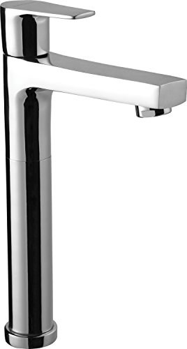 Hindware F360002CP Element Pillar Tap Tall Tall Body (Chrome)