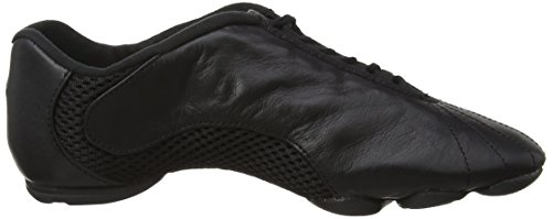 Bloch Amalgam Damen Sneaker Schwarz (Black)