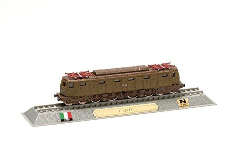 Locomotive delprado scale n 1:160 e.428 fs loc040