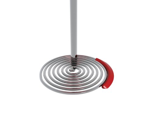 Dreamfarm Smood Potato Masher,Red