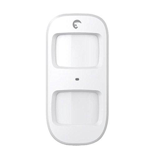 eTiger ES-D2A - Detector de movimiento a mascotas, color blanco