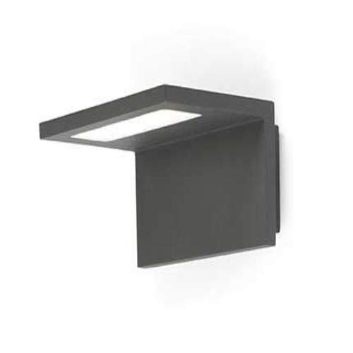 Faro Barcelona 74419 ELE LED Lampe applique gris foncé