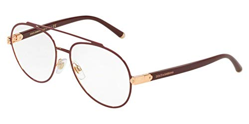 Dolce & Gabbana DG1303 Brillen, Bordeaux, 55mm