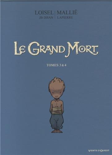 Le Grand Mort, Tomes 3 et 4 : Blanche ; Sombre : Avec exlibris par From Vents d'Ouest