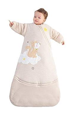 BabyFat Sacos de Dormir Para Bebé Otoño/Invierno Pijamas Multifuncional 3.5 Tog 0-2T / 2-6T