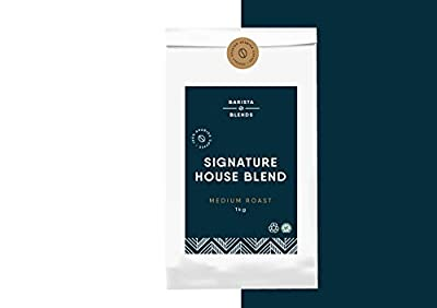 Barista Blends Coffee - Signature House Blend 100% Arabica Coffee Beans