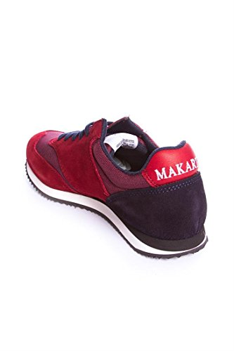 MAKARTHY , Baskets pour homme Rouge