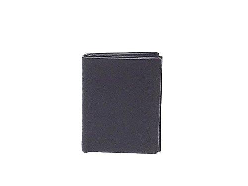 Roncato portafoglio uomo, 400680-44, portacarte credito in pelle, colore marrone