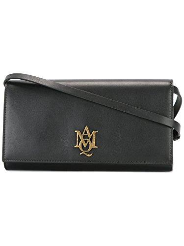 alexander-mcqueen-womens-469400dzj0t1000-black-leather-shoulder-bag