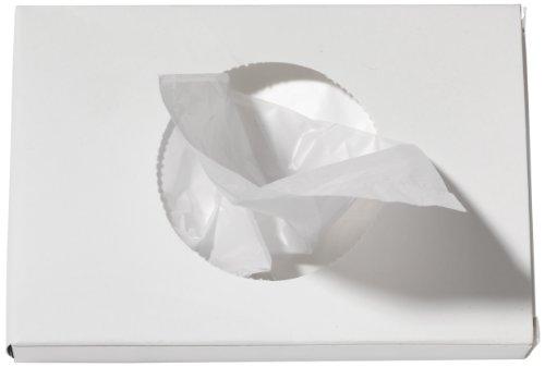 Semy Top Hygiene-Bags weiß, 50 Boxen a 30 Bags, 1er Pack (1 x 50 Stück)