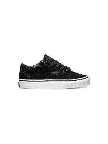 Vans Kress Boys (suede) black / pewter / noir Taille 2 (suede) black/pewter/noir