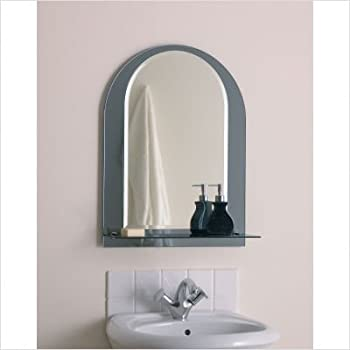 arched bathroom mirrors arched bathroom mirror co uk kitchen amp home 10121