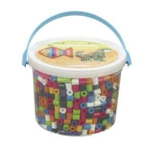 Awesome Perler Beads Biggie Beads Fused Bead Bucket - Make Completing Projects Simple and Quick Jouets, Jeux, Enfant, Peu, Nourrisson