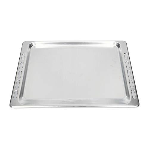 ORIGINAL Backblech Blech Backofen Aluminium Ofen Herd Bauknecht Whirlpool 481241838127