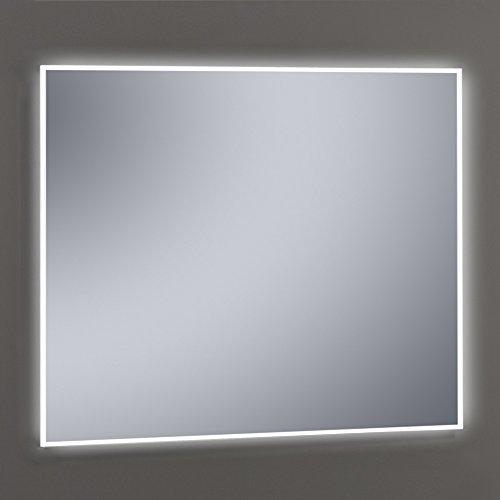 Kristaled Shira Led 100x80 cm Espejo Baño Retroiluminación