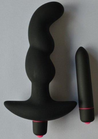 Anal-Line-Buttplug-Wellen