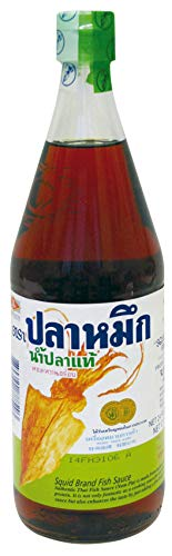 Fisch-Sauce, dunkel, Squid Brand, 725 ml
