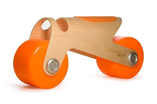 Glodos 200611T BIT BIKE Rutscher / Laufrad orange, geeignet ab 18 Monaten