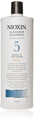 Nioxin System 5 Cleanser, 1 L -