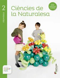 CIÈNCIES DE LA NATURALESA 2 PRIMÀRIA  SABER FER - 9788498079678