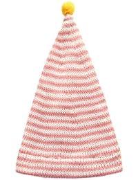 dcf253d4f6d Chapeaux Enfant Baby Kids Strips Stripes Knitting Wind Hat Chapeau Pointu  Garder Au Chaud Protect Ear