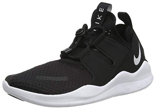 Nike Free RN CMTR 2018, Zapatillas de Running para Hombre, Negro Black/White 001, 43 EU