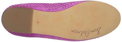 Sam Edelman Women's Felicia 2 Ballet Flat Hot Pink Suede