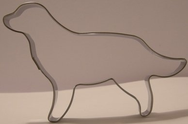 Cookie Cutter Dog s/s 11cm Guaranteed quality : everything five pounds (or less!)