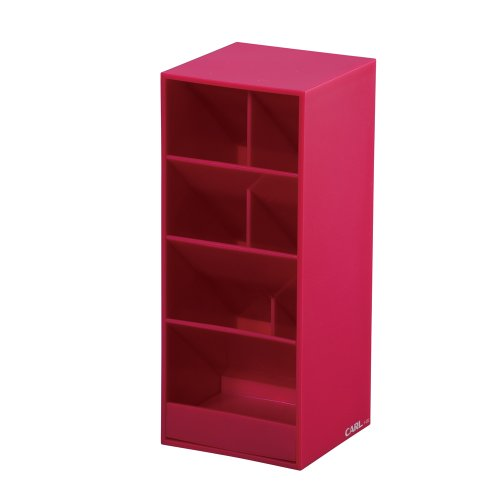 Curl Tower Tool Stand - Red