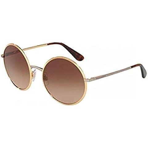 Dolce & Gabbana Gafas de Sol Mod. 2155 129713 56_129713 (56 mm) Dorado