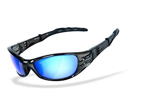 HSE Sporteyes Deporte Gafas de sol Gafas de sol Street King 2Laser Blue