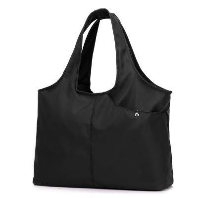 Borsa in Tessuto undurchlässig in Nylon Con tracolla per Mamma multifunzionale borsa per Shopping, borsa da ballo, borsa da ballo quadrata -