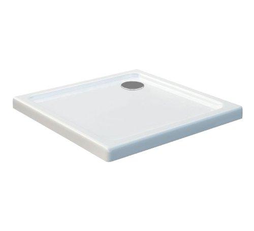 duschwanne flach 80 x 80 80x80 Duschtasse Duschwanne Extra Flach 50 mm Rechteck Weiß