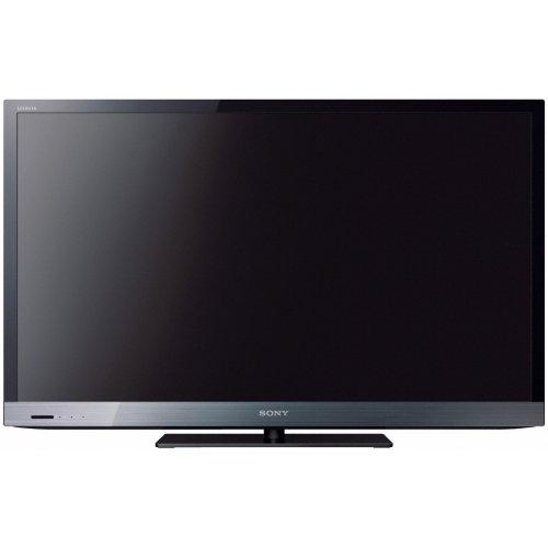 Sony Bravia KDL-46EX525BAEP 117 cm (46 Zoll) LED-Backlight-Fernseher (Full-HD, DVB-T/C/S2, 50 Hz, Wifi ready, USB, Internet TV) schwarz -
