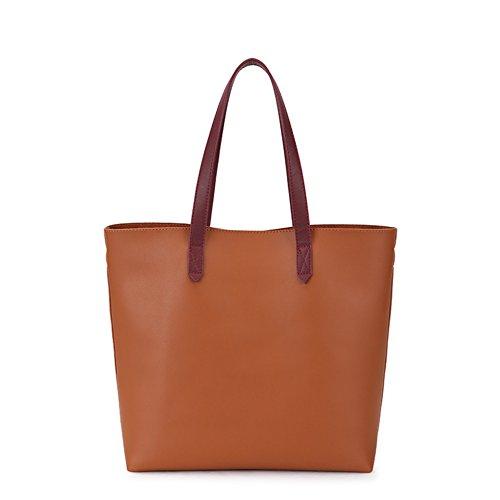 Sacchetto all'ingrosso di moda/Borsa a tracolla/Retro-casual borse/borsa a tracolla Incline-B A