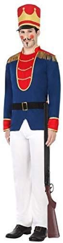 Fancy Me Herren Spielzeug Soldat Weihnachten Nussknacker Little Drummer Fernsehbuch Film Kostüm - Drummer Kostüm