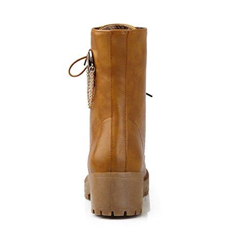 Giallo Ammonta Di Colore Balamasa Donna Pantofole Xqx5v
