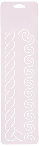 Prym 610100 - Quilt-Schablone Wellen