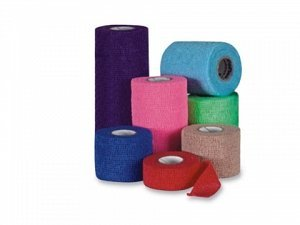 BSN selbsthaftende Bandage Haftbandage, co-plus LF ohne Latex Haftbandage gemischt, 72100-20 -