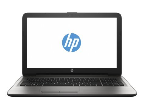HP Notebook W6T49PA- 15-ba007au/AMD Quad-Core E2-7110 (1.8 GHz, 2 MB cache/4gb/500gb/dos/integrated),Turbo silver
