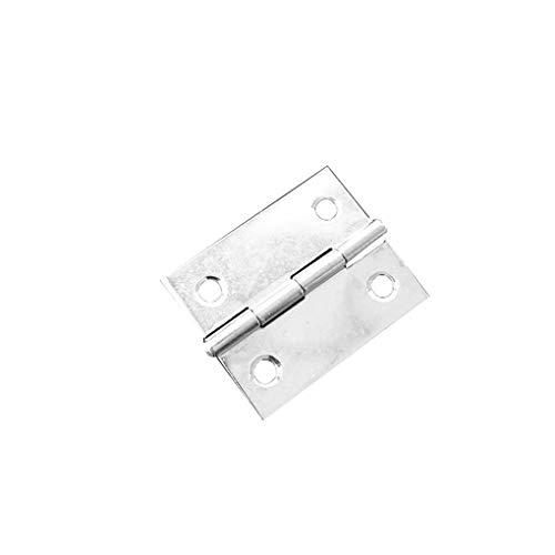 ELENXS Edelstahl-Hardware Möbel Flap Hintern Scharniere Multi-Funktions-Mute-Kugellager Türscharniere - Möbel-hardware-scharniere