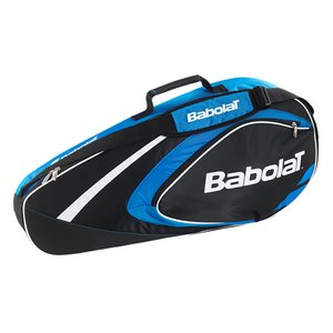 Babolat Schlägertaschen Racket Holder X3 Club Line Blau