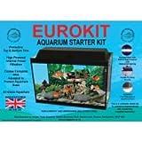 "PET-135911 Jungle Handel Supplies Aquarium Led Eurokit (24x15x12"" )"