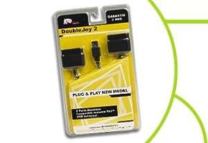 PC Pad Converter - 2 manettes PS2 sur USB