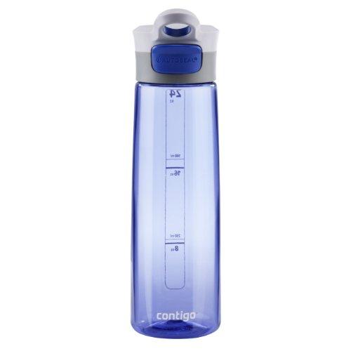 Contigo Trinkflasche Grace, Cobalt Blue, 1000-0202 - Autoseal Contigo Deckel
