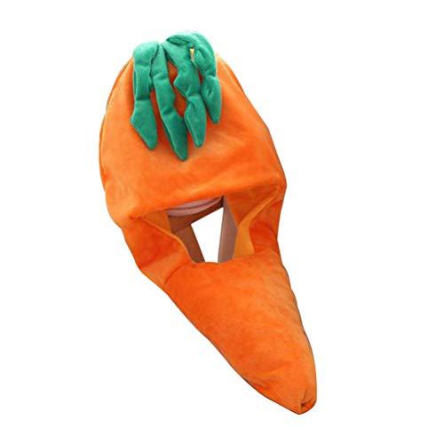 - Karotte Kostüm Hut