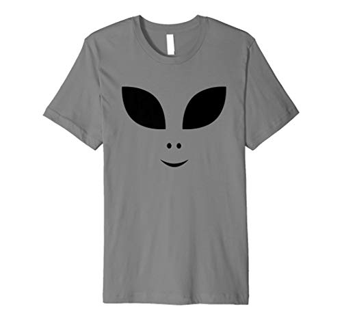 Cute Alien Face Halloween-Kostüm -
